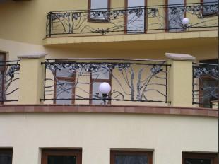 Балкон Ba-17
