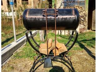 Мангал кований Ma-8
