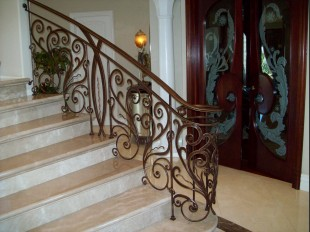 Railing for stairs StR-20
