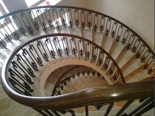 Railing for stairs StR-23