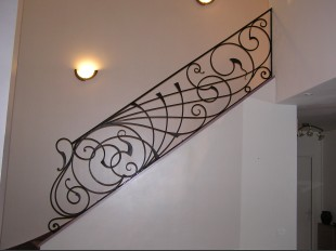 Railing for stairs StR-26