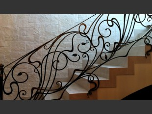 Railing for stairs StR-40