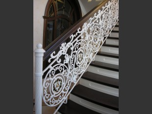 Railing for stairs StR-45