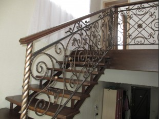 Railing for stairs StR-5