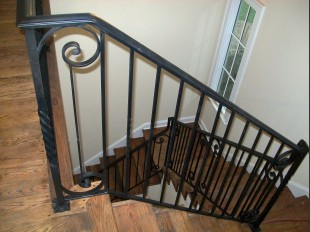 Railing for stairs StR-74