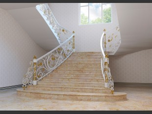 Railing for stairs StR-75