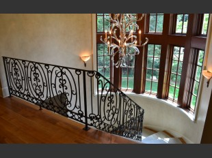 Railing for stairs StR-77