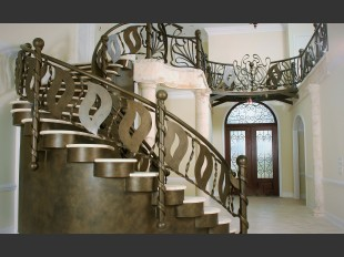 Railing for stairs StR-78