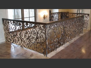 Railing for stairs StR-79