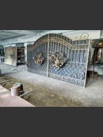 Як роблять ковані ворота